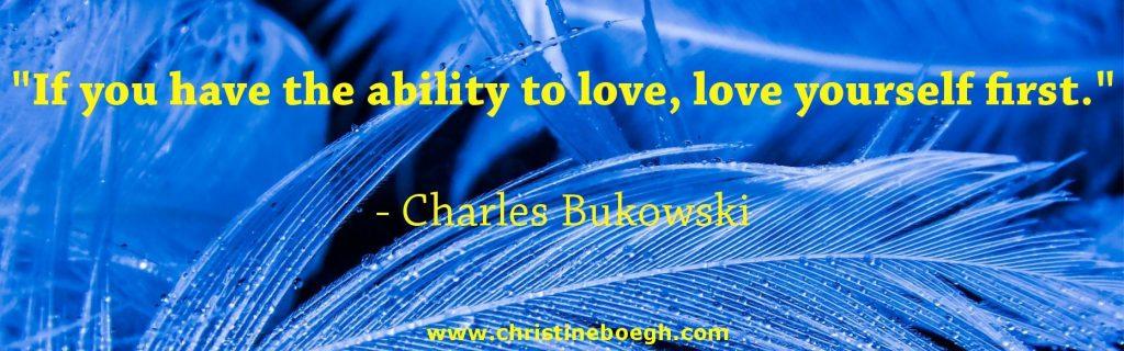 Self-Love Christine Boegh
