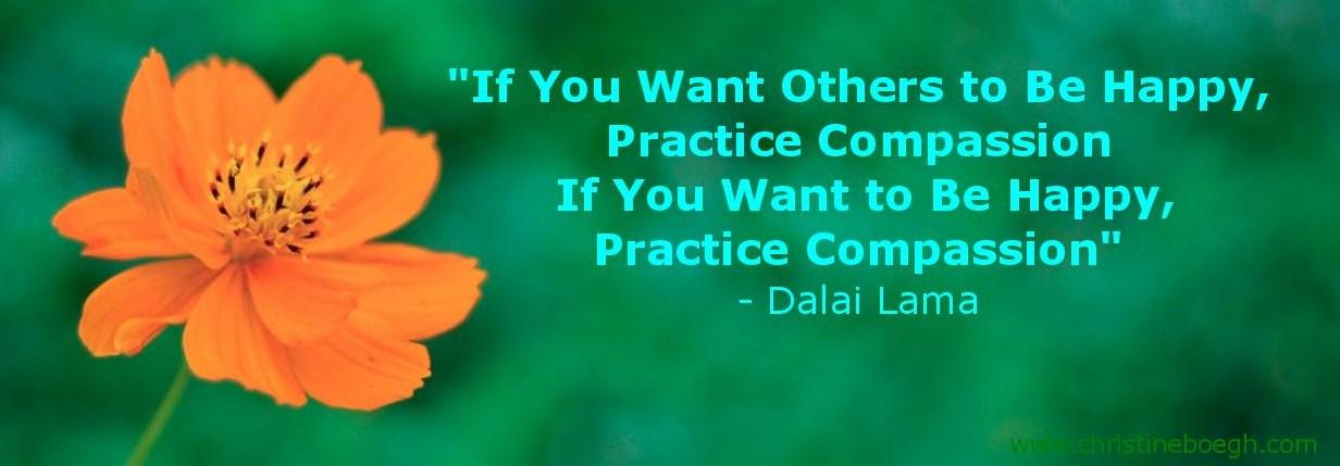 Compassionate Dalai Lama